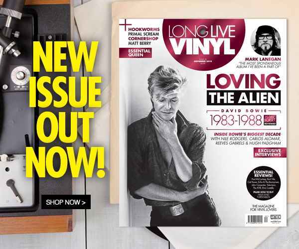Issue 20 of Long Live Vinyl is now on sale!