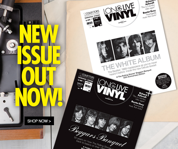 Issue 21 of Long Live Vinyl is now on sale!