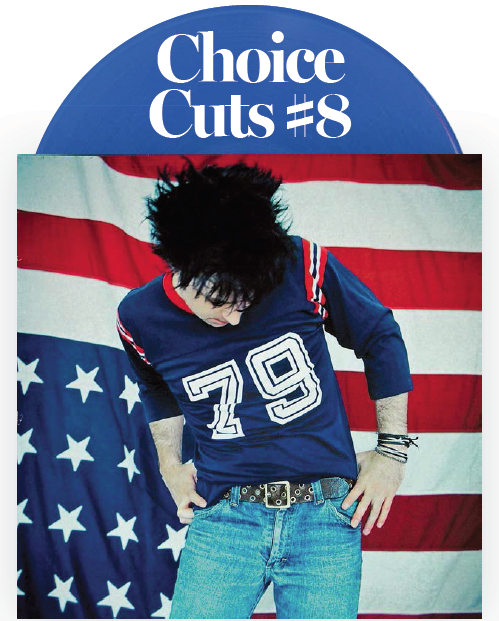 Choice Cuts #8: Ryan Adams - Gold (promo copy)
