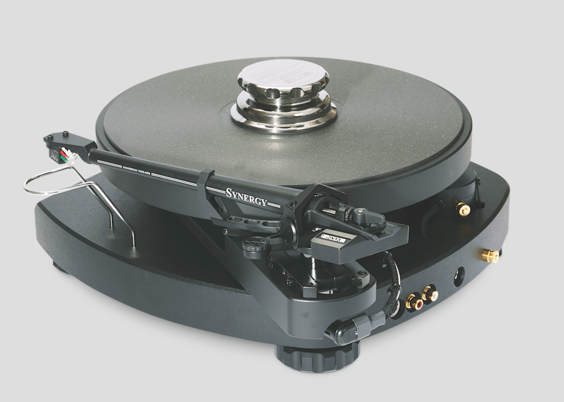 Dream Machines: SME Synergy turntable review