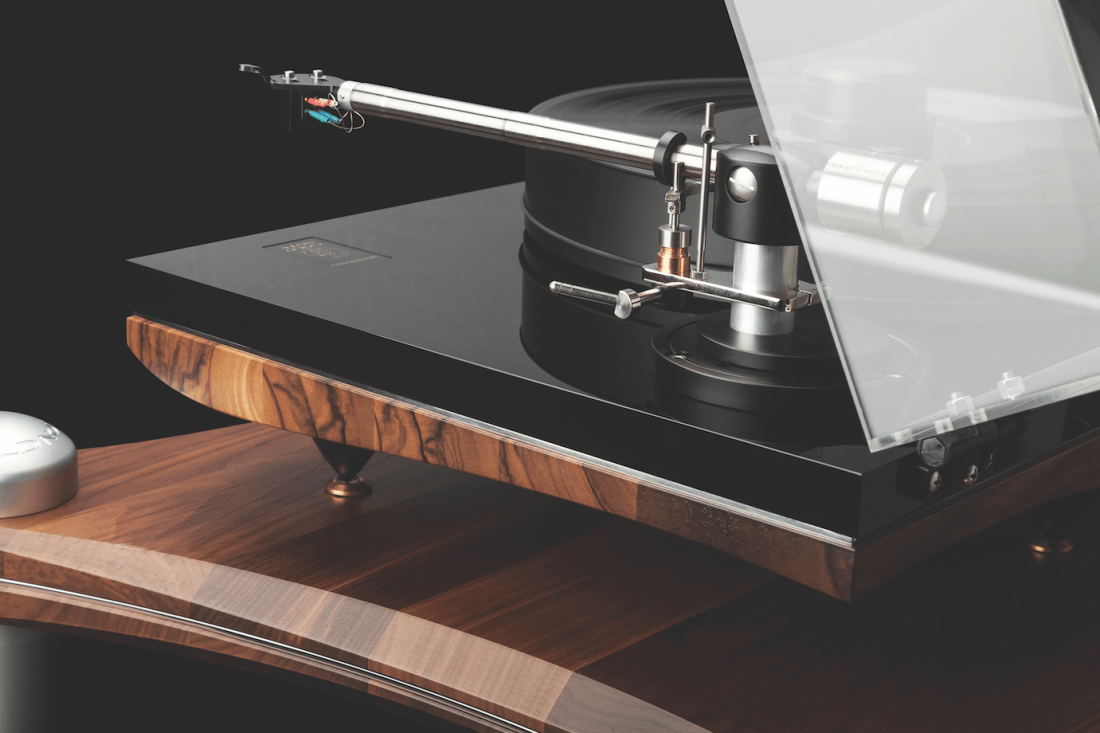 Review: Gold Note Mediterraneo high-end turntable