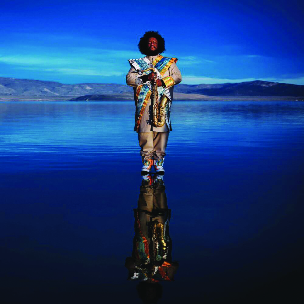 Talking Shop: Eel Pie Records, Twickenham - Kamasi Washington