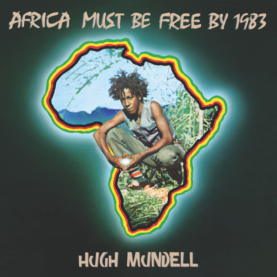 Crate Digging with... Alex Paterson - Africa Must Be Free By 1983