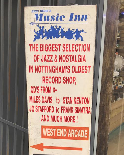 The Trip: Nottingham - Music Inn