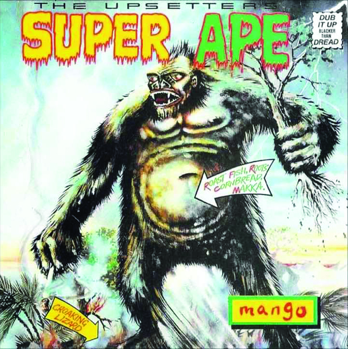 Crate Digging with... Alex Paterson - Super Ape