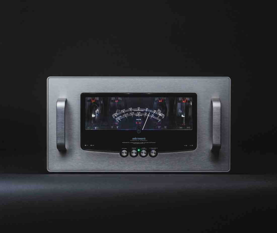 Dream Machines: Audio Research Reference 160M amplifier