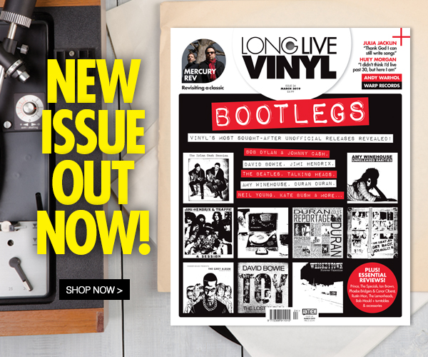 Issue 24 Long Live Vinyl on sale