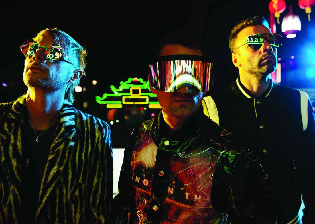 Review: Muse - Simulation Theory