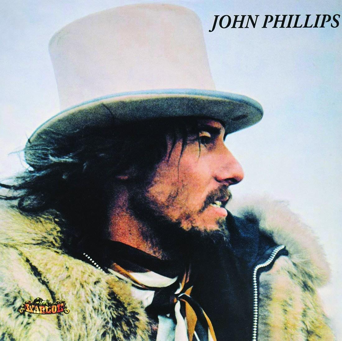 The Story Behind The Sleeve #20: John Phillips - John Phillips
