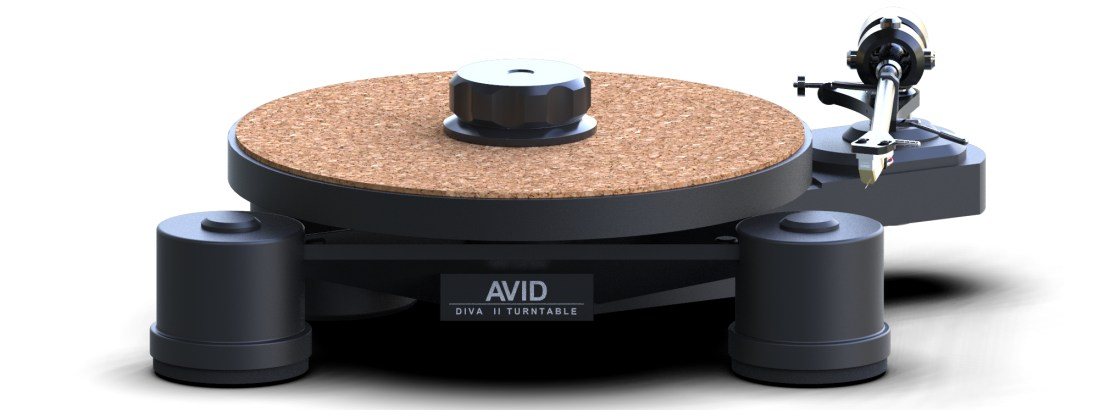 3 reasons why AVID's Diva II could be the turntable for you