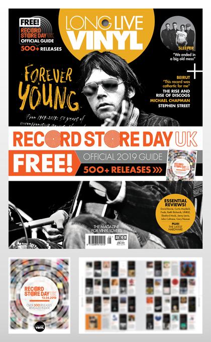 Magazine Archives - Long Live Vinyl