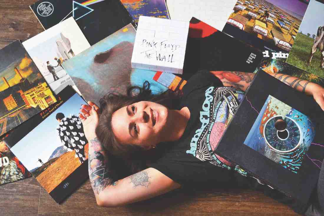The Vinylist: Melina Pieters