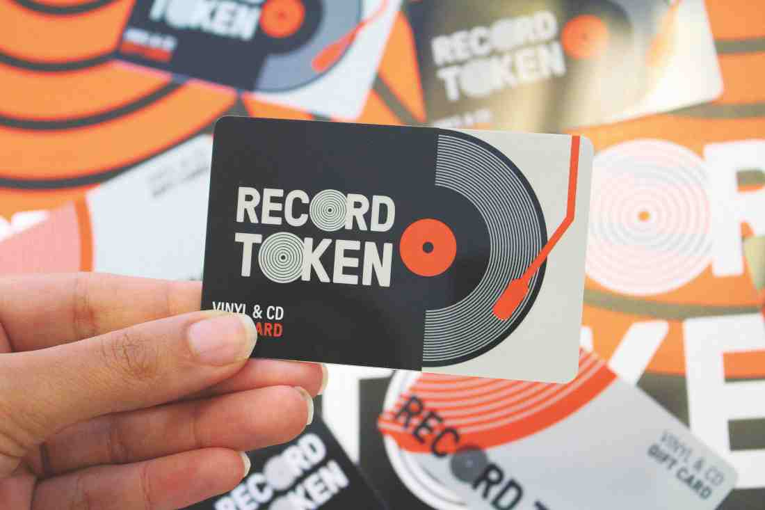 Win a £50 Record Token!