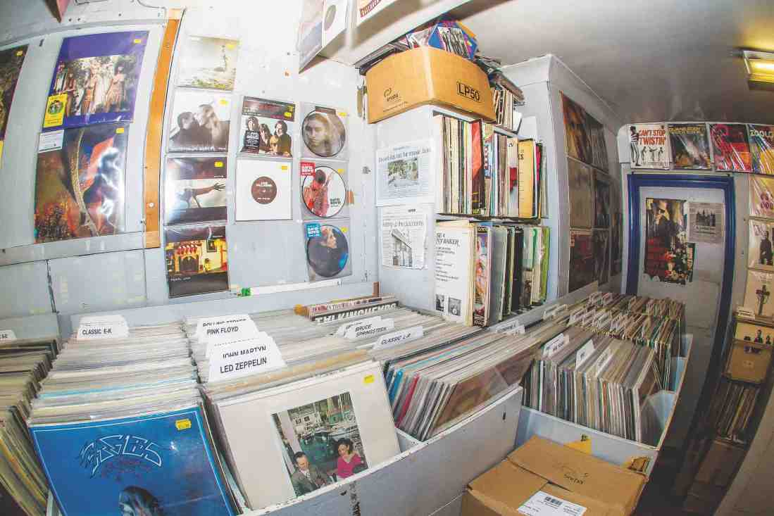 The Vinyl Revival: Record Collector Sheffield book extract