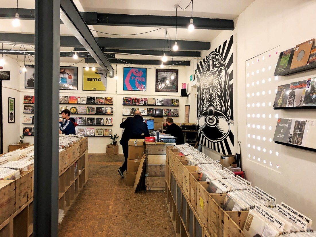 Bear Tree Records Sheffield