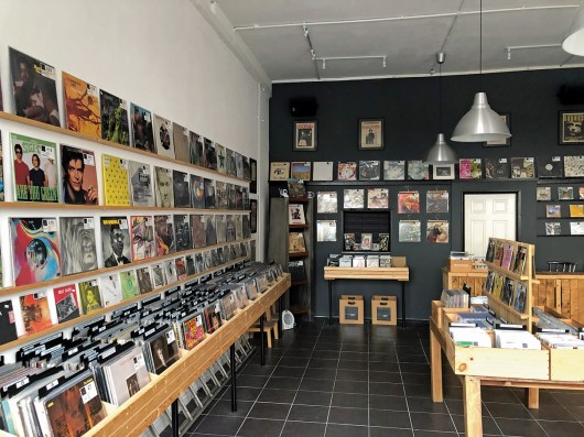 Tonearm Records Sheffield