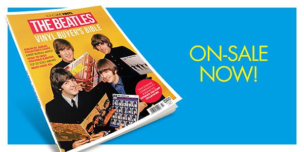 The Beatles Vinyl Buyer S Bible Is On Sale Now Long
