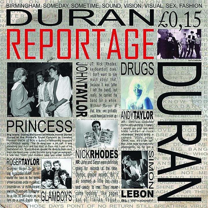 Duran Duran – Reportage