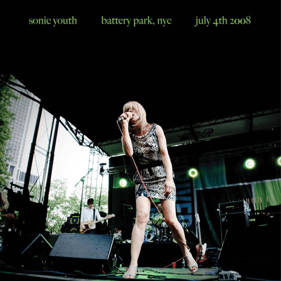 Sonic Youth Battery Park
