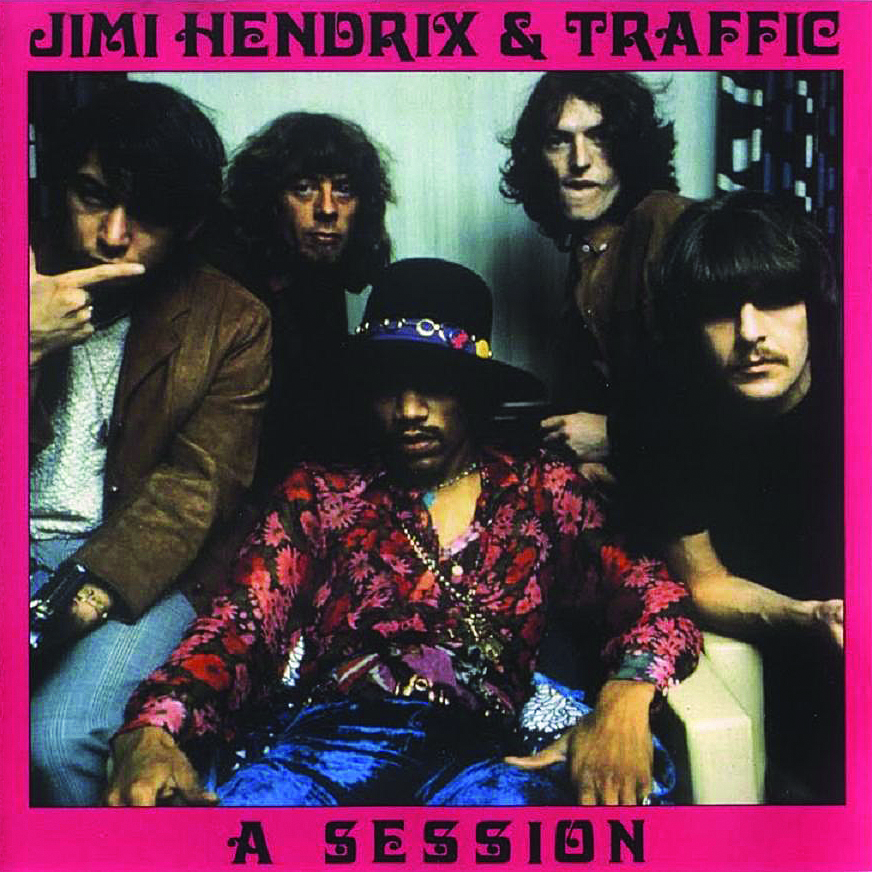 Jimi Hendrix & Traffic