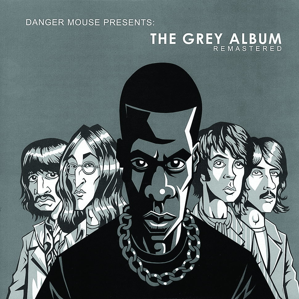 Danger Mouse – The Grey Album