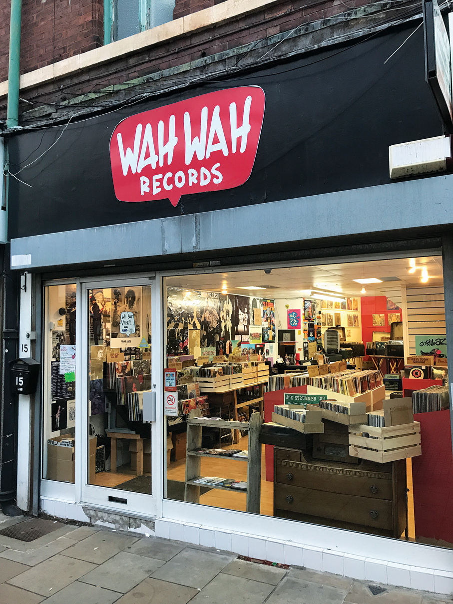 Wah Wah Records