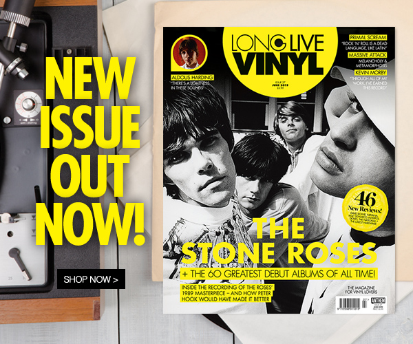 Long Live Vinyl Issue 27