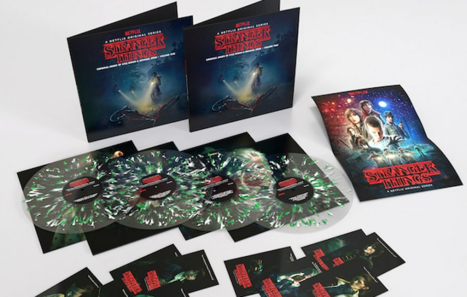 Stranger Things boxset