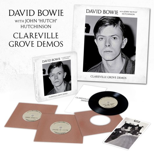 David Bowie – Clareville Grove Demos