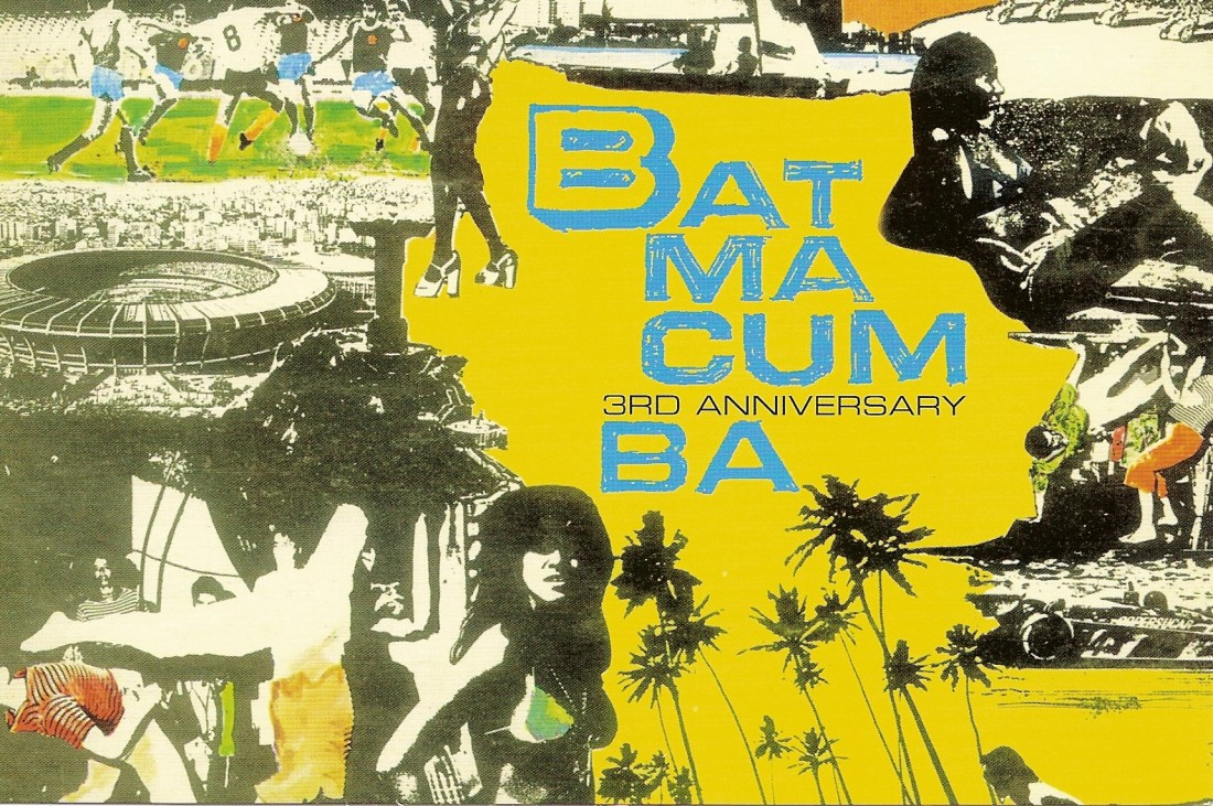 Brazilian Vinyl - batmacumba 3rd anniversary party
