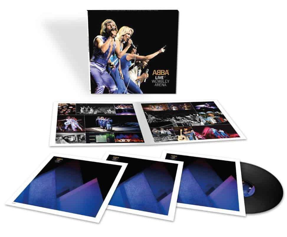 ABBA Live Wembley Arena