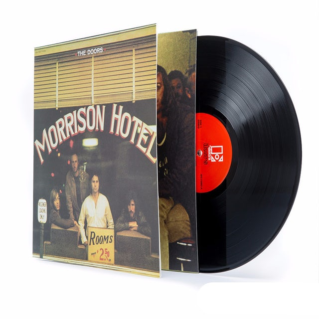 Morrison Hotel Vinyl