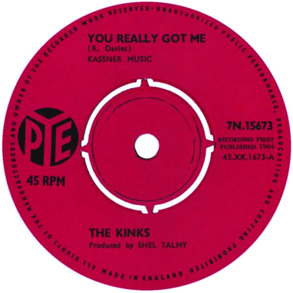 The Kinks single
