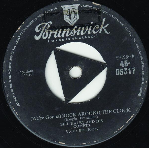 We're Gonna Rock Around The Clock single