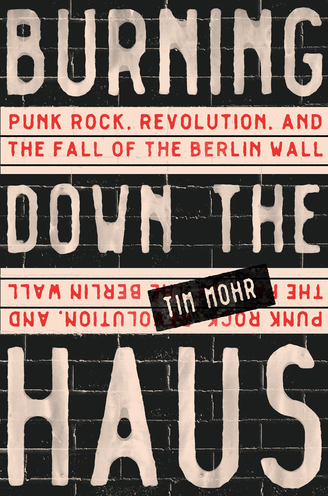 Tim Mohr – Burning Down The Haus music books