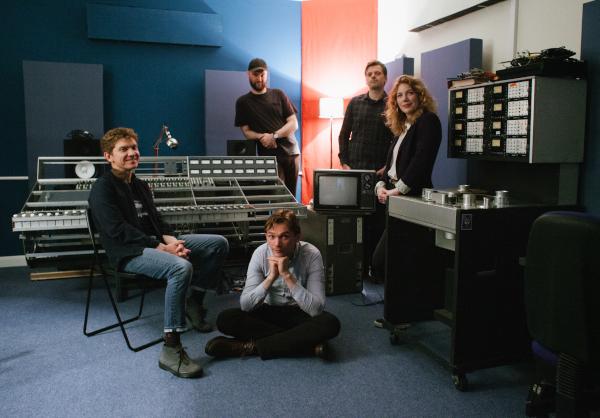 Press Shot of band