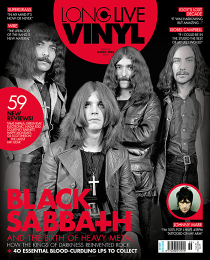 Long Live Vinyl Issue 36