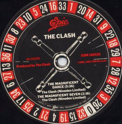 MAGNIFICENT DANCE The Clash