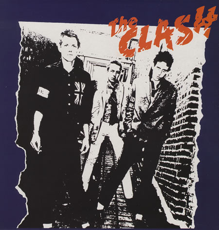 THE CLASH (FIRST ALBUM, USA EDITION)
