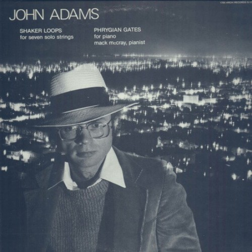 John Adams – China Gates / Phrygian Gates Potico Quartet