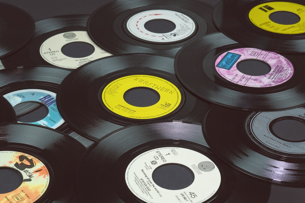 """45 45s: The 7"""" singles that changed the world - Long Live Vinyl"""