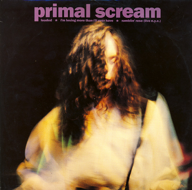 Primal Scream Loaded Record Store Day