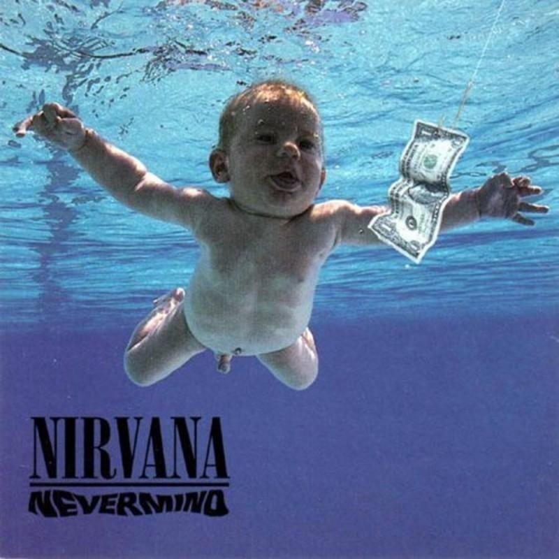 Nirvana Nevermind Cratedigging Lovely Eggs